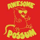 Awesome Possum by ToruandMidori