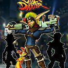 Jak & Daxter Trilogy  by DaxterMaster