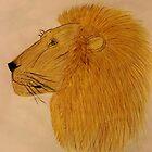 Lion by aprilann