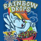 Rainbow Drops - Total Awesome! by Gilles Bone