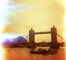 Tower Bridge by iamsla