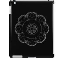 treesFlower - Generative Art iPad Case/Skin