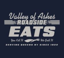 Valley of Ashes Roadside Eats by LicensedThreads