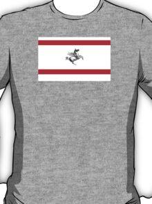 Flag of Tuscany  T-Shirt