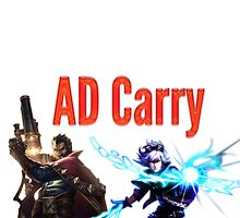 AD Carry Graves Ezreal by mcbobgorge
