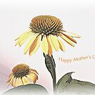 Happy Mother's Day Card by Susan Werby