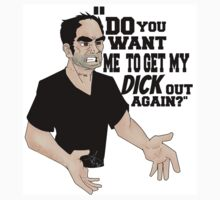 DO YOU WANT ME TO GET MY DICK OUT, AGAIN? - TREVOR PHILIPS by Dezi-Hutchinson