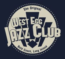 West Egg Jazz Club by LicensedThreads