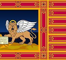 Flag of Veneto Region of Italy  by abbeyz71