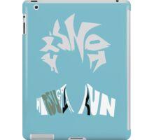 Hitsugaya-kun iPad Case/Skin