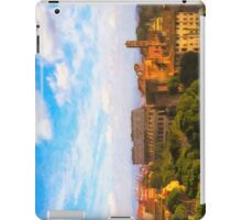 Iconic Roman Skyline  iPad Case/Skin