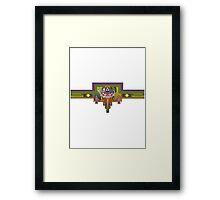 ZELDA - SIGHT BEYOND SIGHT Framed Print