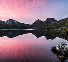 Pink Cradle at Dawn by Mieke Boynton