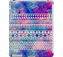 Colorful Urban Tribal Abstract Geometric Pattern iPad Case/Skin