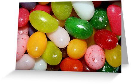 Jelly Beans by Roxy J