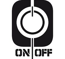 Off On Power Symbol Logo by Style-O-Mat
