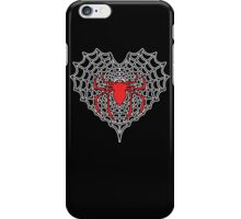 Spider Heart  iPhone Case/Skin