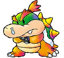 Baby Bowser by thevillain