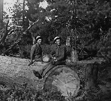 California Loggers 1910 by CanyonWind