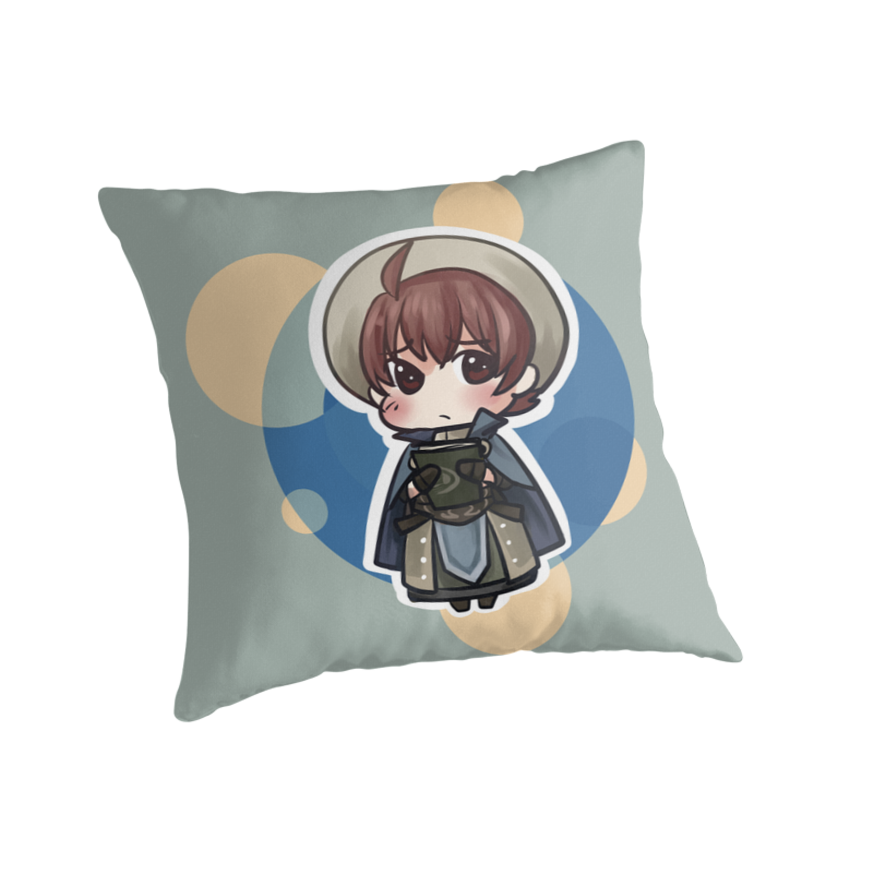 Chibi Ricken by Monica G. C.