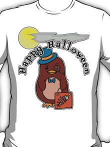 Halloween - Dapper - Moo and Friends T-Shirt