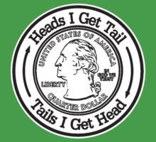 Heads or Tails by Paducah