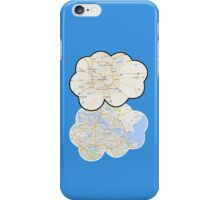 The Fault In Our Stars Maps iPhone Case/Skin