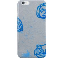 small masks and sheep iPhone Case/Skin