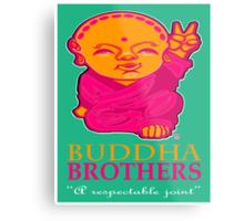 BUDDHA BROTHERS (DESIGN UNO) Metal Print