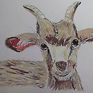 'Goaty' by jansimpressions