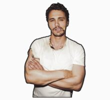 James Franco tshirt/pillow by razorrawr