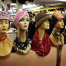Hat Heads by debidabble