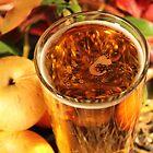 Glass of Cider by ivanfeltonglenn
