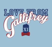 Love from Gallifrey! by qindesign
