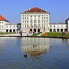 Nymphenburg Castle by annalisa bianchetti