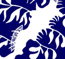 Marine Life Society of South Australia Logo Sticker Sticker