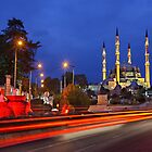 Selimiye Mosque - Edirne, Turkey by Hercules Milas