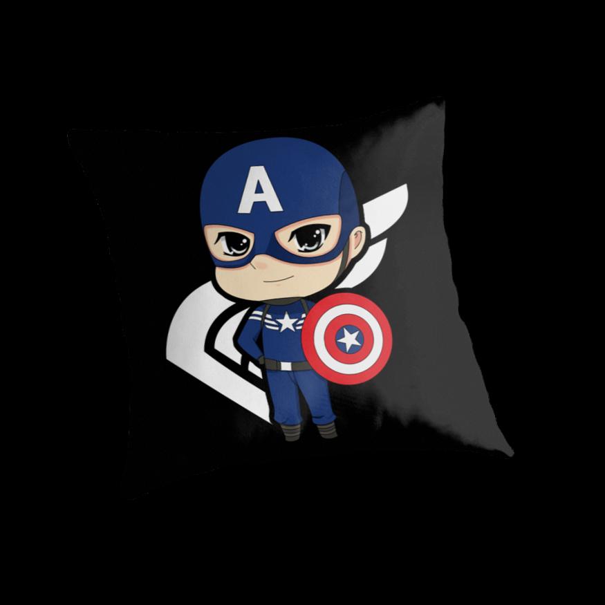 Chibi Captain America by SereenPing