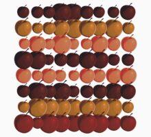 abstract apples by svetlin rusev