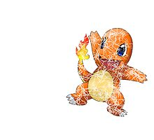 Charmander Distorted by Habubita