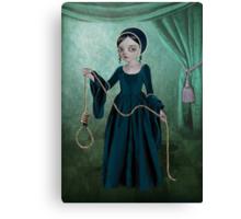 The End Is Nigh - Anne Boleyn Canvas Print