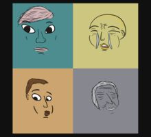 Emotion Compilation (Limited time only) by ajpocken