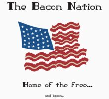 Bacon Nation by Cassie Reed