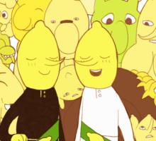 Lemonfamily Sticker