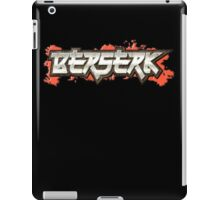 Berserk Logo Large iPad Case/Skin
