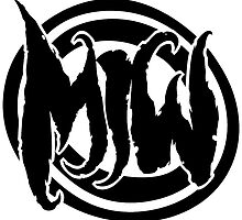 Motionless In White logo BLACK by MinecraftERR0R