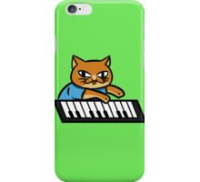 Piano Kitty iPhone Case/Skin
