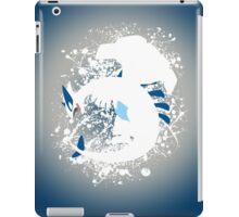 Lugia Splatter iPad Case/Skin