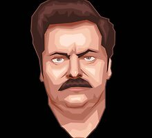 Swanson by SJ-Graphics