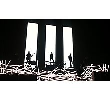 Self Titled Tour Photographic Print
